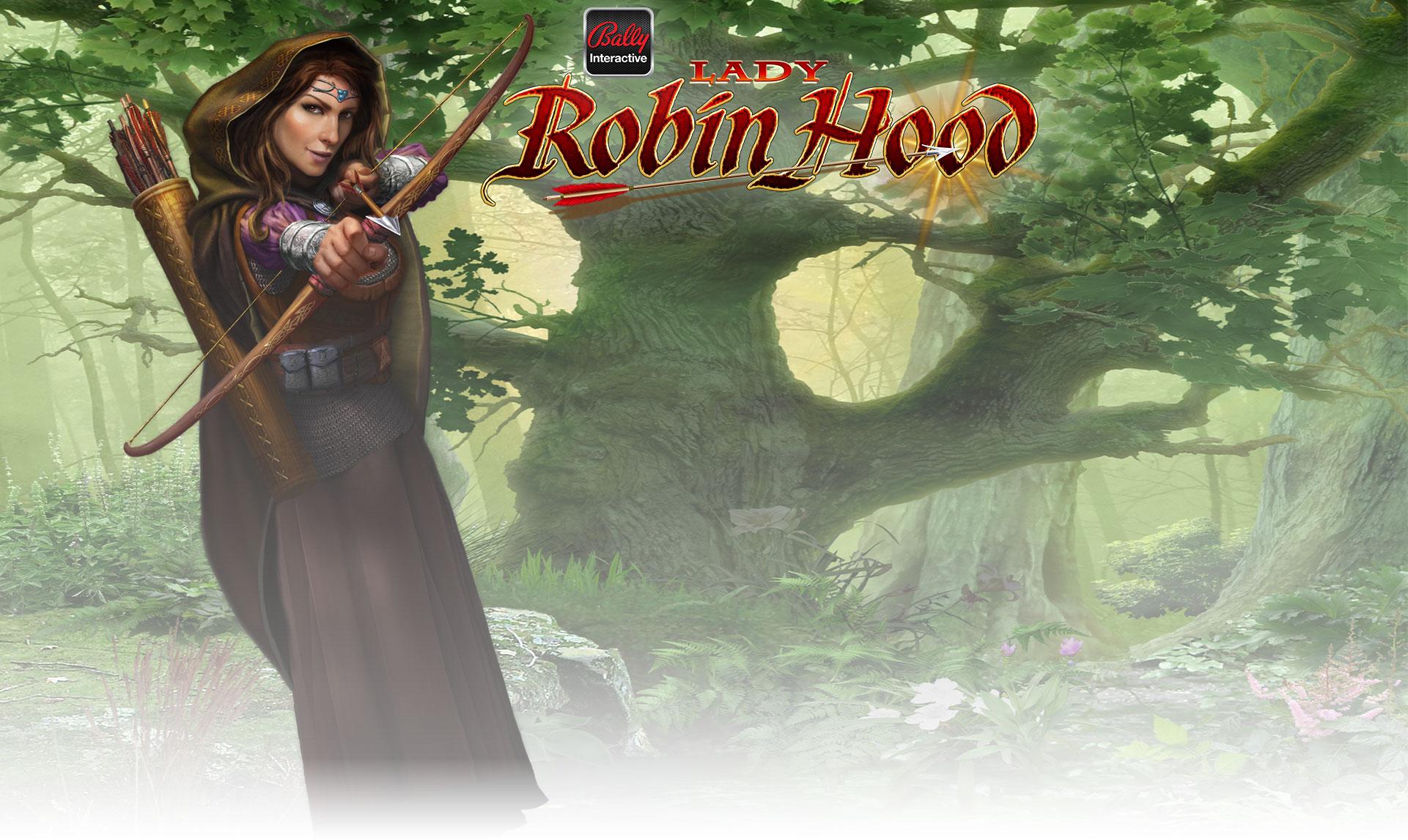 Robin Hood Lady