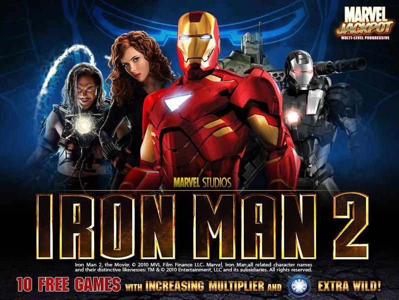 Iron Man 2 скачать торрент - фото 6