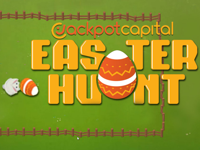 Jackpot Capital Casino Easter Egg Hunt Bigger Prizes Easier To