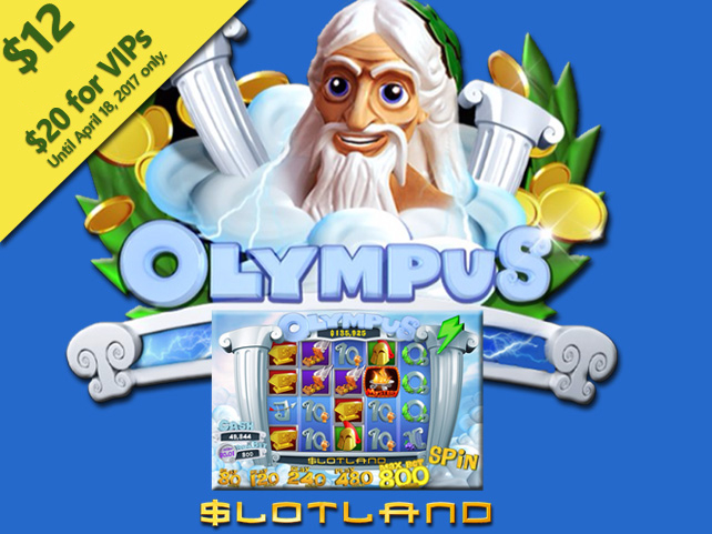 Olympus Slot Machine Online ᐈ Slotland™ Casino Slots
