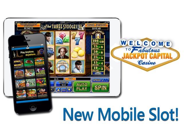 Jackpot Capital Mobile
